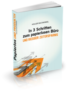 E-Book papierloses Büro